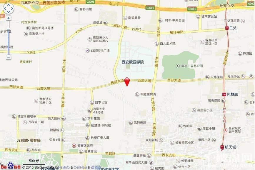 莱安城位置图