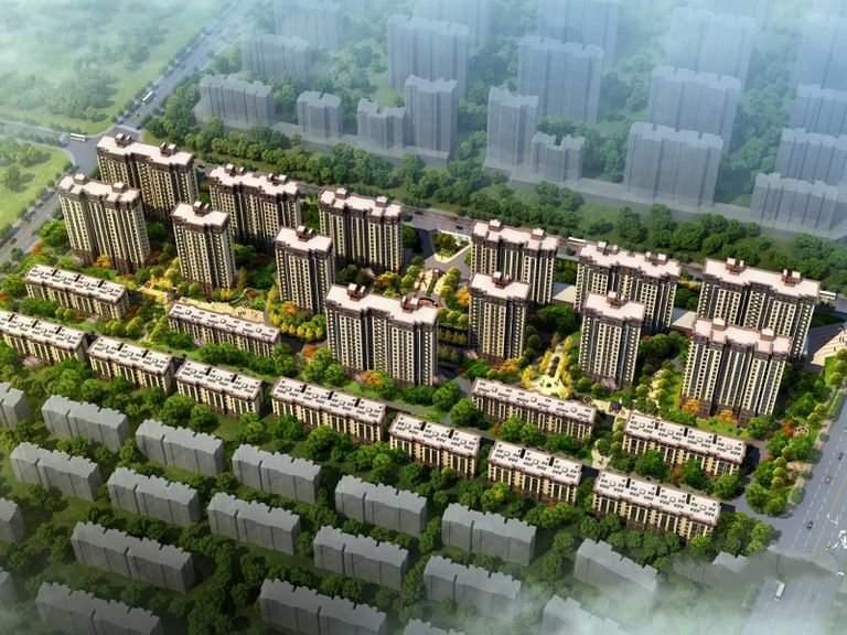 恒生·未来城效果图