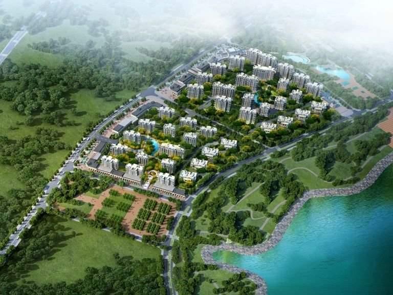 中海文昌湖