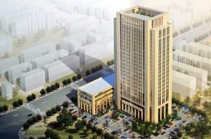 商会大厦效果图