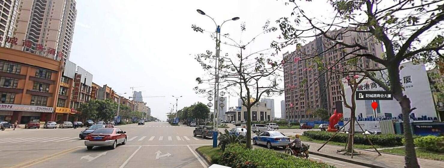 商会大厦实景图