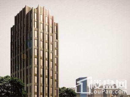 华润外滩九里国际公寓实景图
