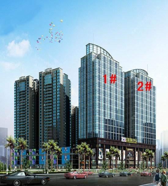 万盛·北部湾商业中心