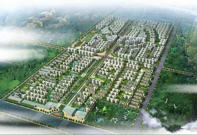 珠江新城二期效果图