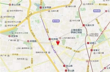 汇京国际广场位置图