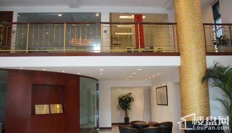 航天公寓二期商铺实景图