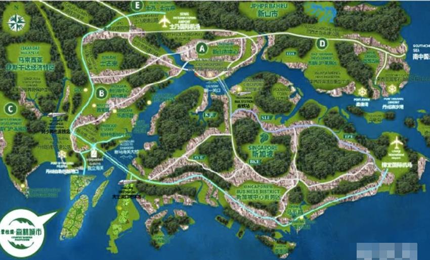 碧桂园森林城市图片