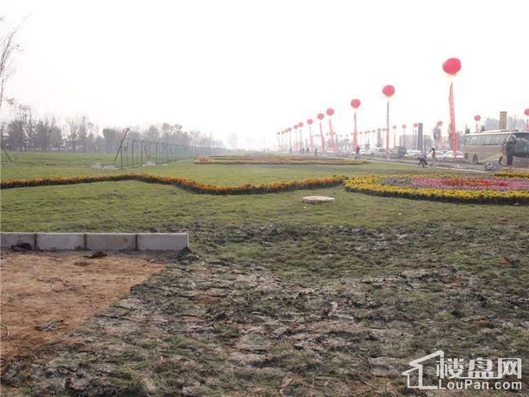 乐华城·幸福小镇实景图