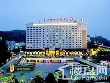 边城国际大酒店实景图