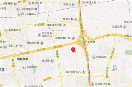 东方环球企业中心位置图