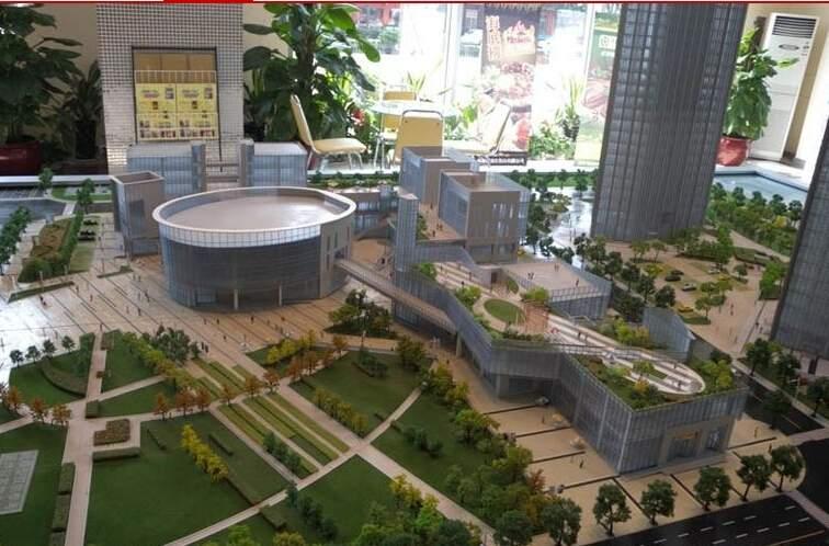 星月国际商务广场实景图