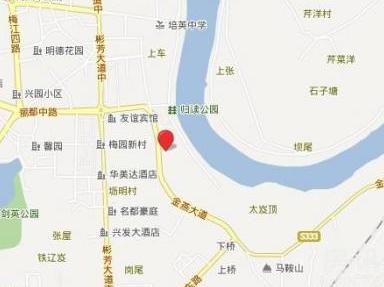 万象江山位置图