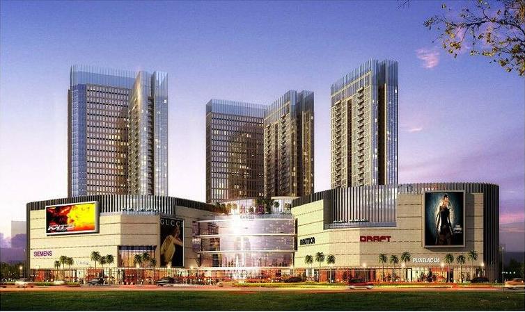 梅州东汇城高清图