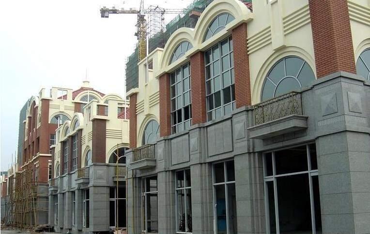 泰富商业广场实景图