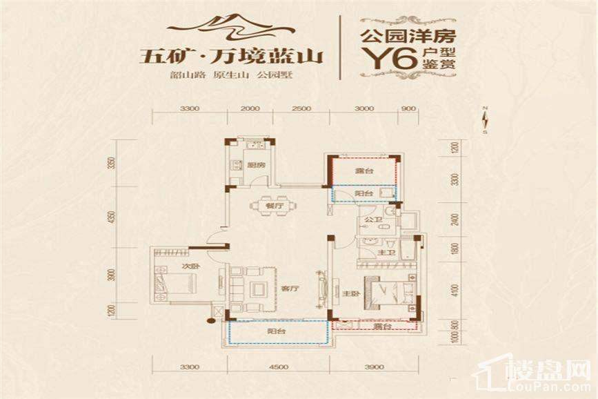 Y6户型图