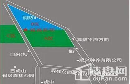 大埔城南新邨位置图