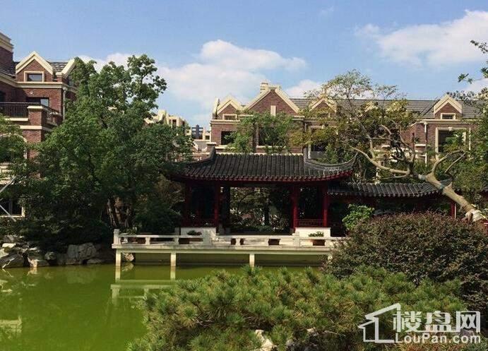 松江颐景园实景图
