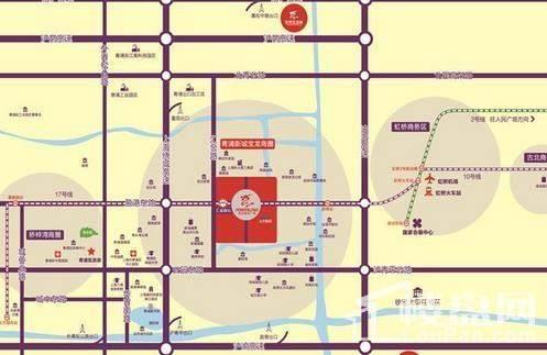 青浦宝龙城市广场位置图