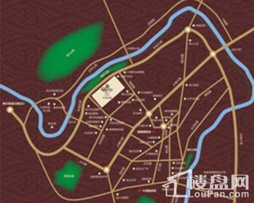 中华广场位置图