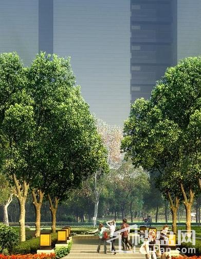 朗诗未来街区效果图