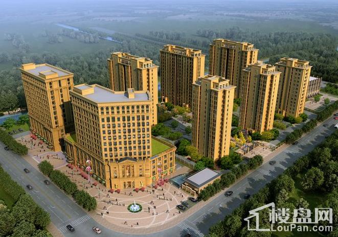 佳源上海小城效果图