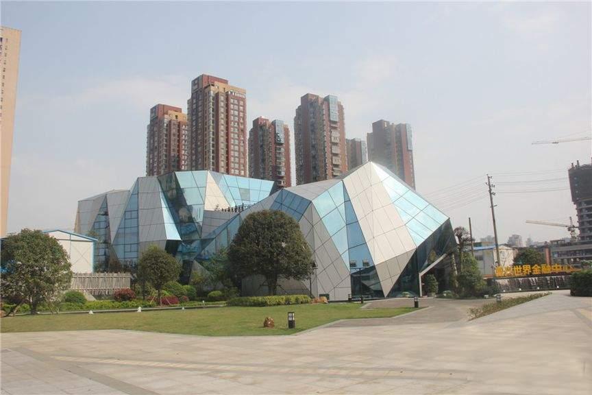 富兴国际金融中心实景图