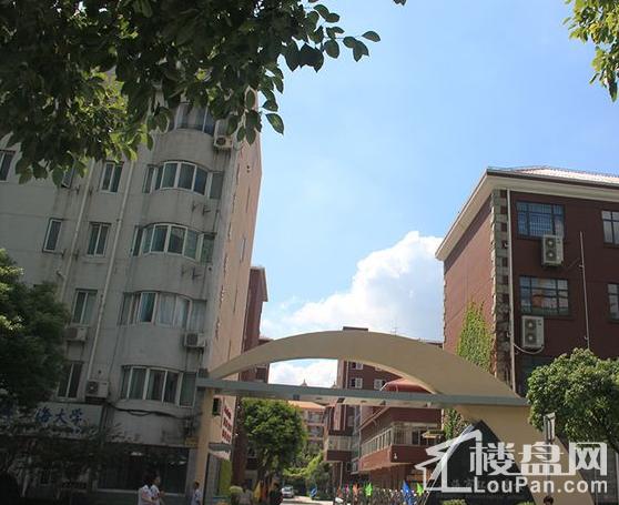 地产尚海郦景配套图