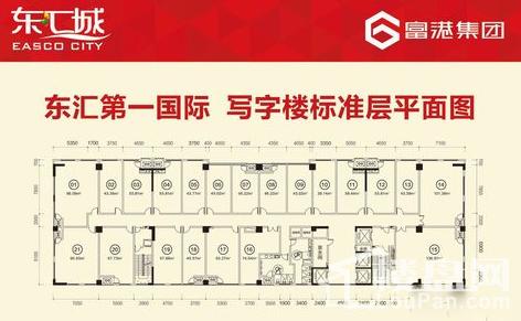 东汇第一国际户型图