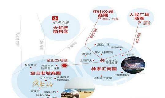 城建爱上海位置图