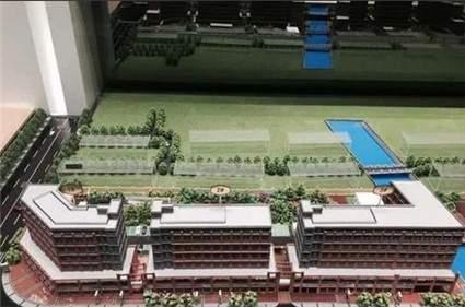 悦立方商业广场实景图