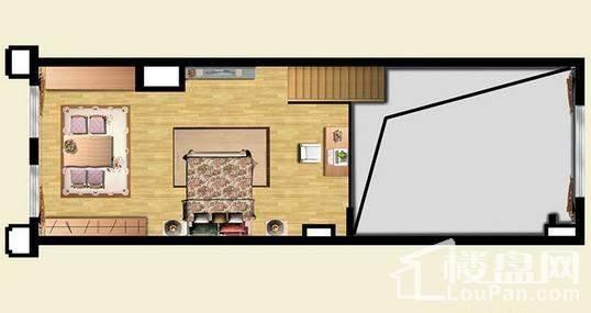 loft二层户型图