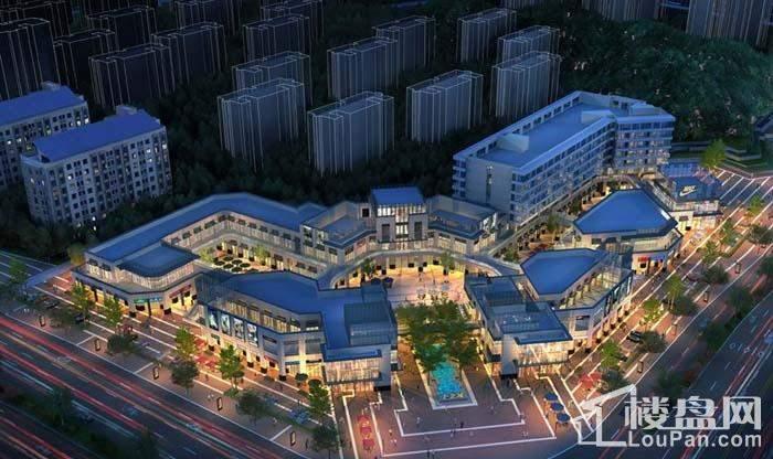 汇金城实景图