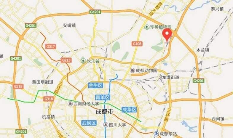 中洲中央公园位置图