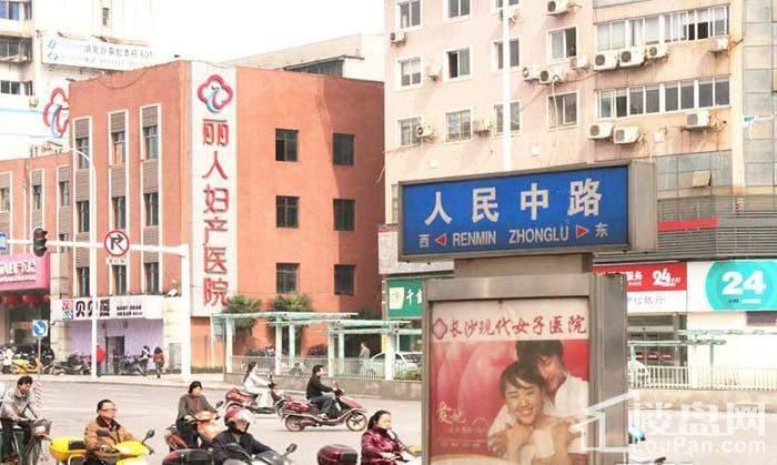 宇成朝阳广场 周边配套