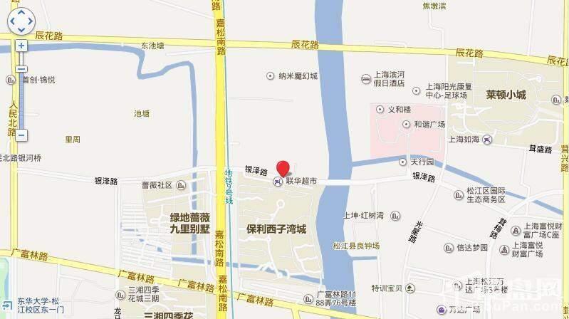 富悦财富广场位置图