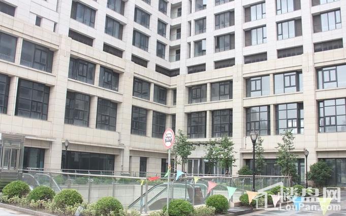 金海商业广场实景图