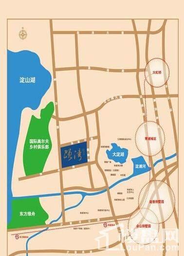 颐湾丽庭位置图