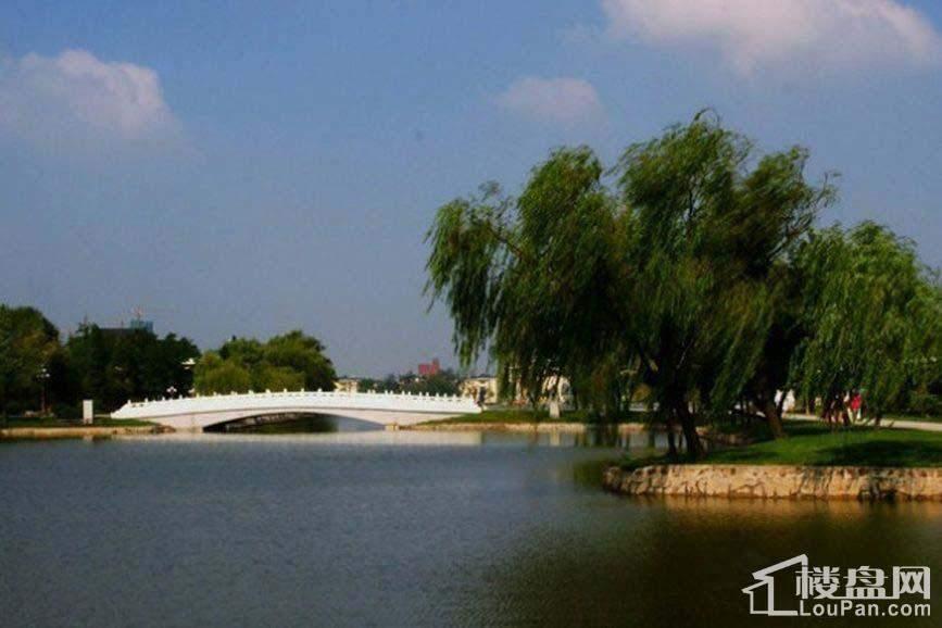 绿岛明珠周边施家港水上公园