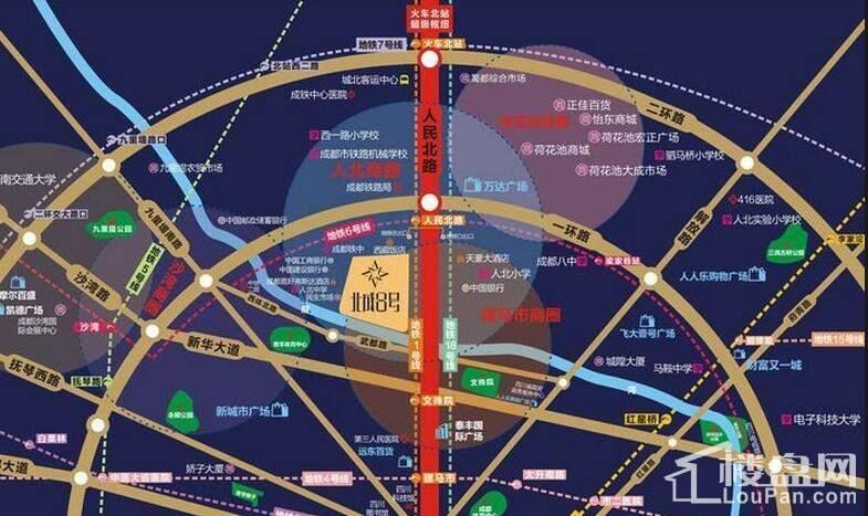 北成8号位置图