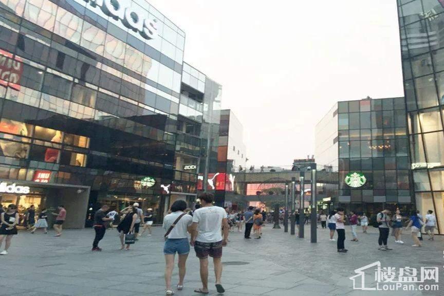 商业步行街