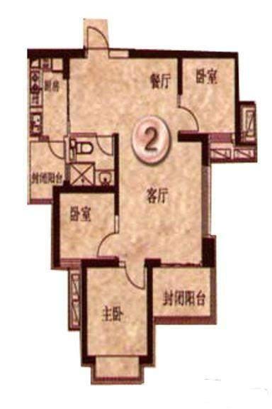 5号楼1单元3-2-1
