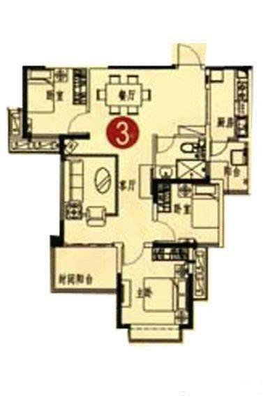 5号楼3单元3-2-1