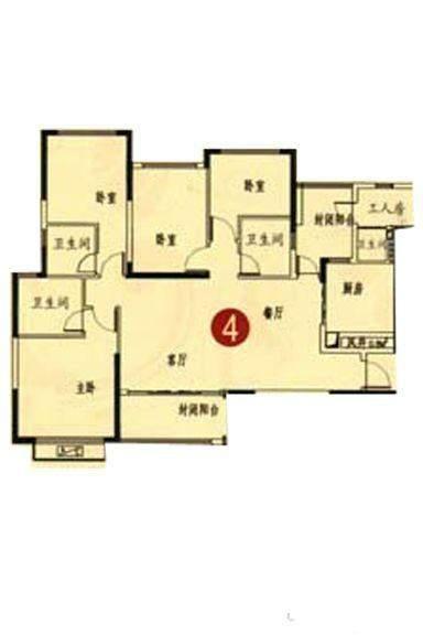 5号楼三单元5-2-4