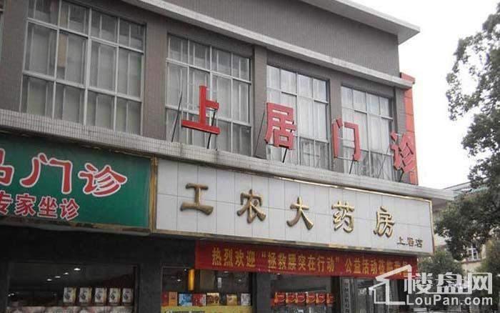 中鼎江岸花城 周边配套