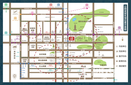 公园柒號位置图