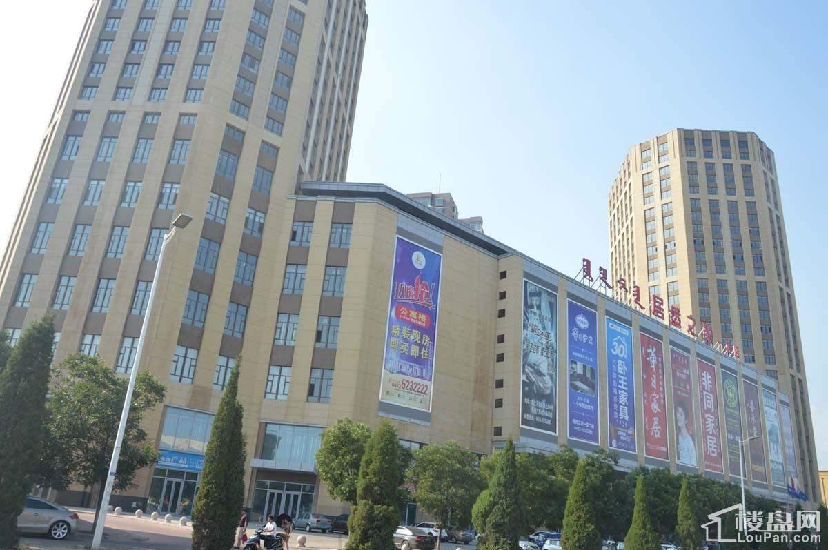恒通·城尚城实景