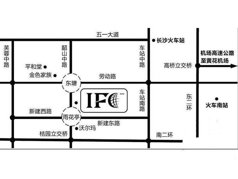 顺天国际金融中心位置图