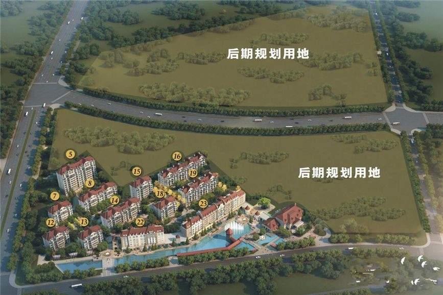 中铁·琉森水岸