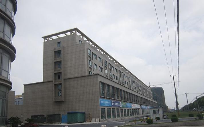 上海电器城实景图