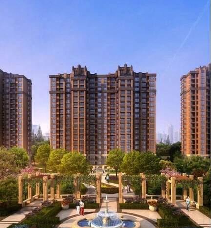 中环国际公寓三期效果图